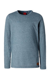 s.Oliver RED LABEL longsleeve blauw