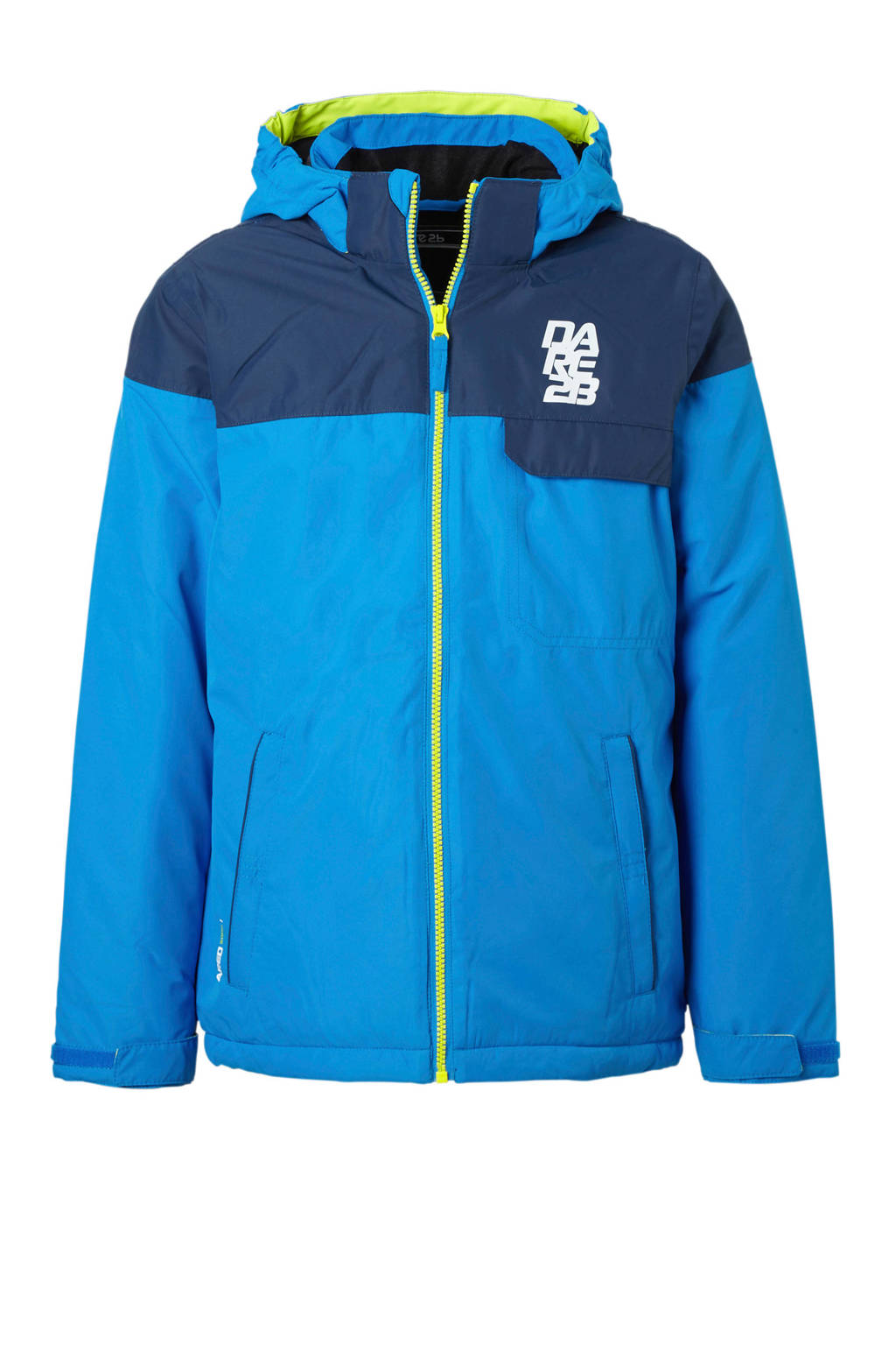 Dare2B ski-jack, Blauw/donkerblauw