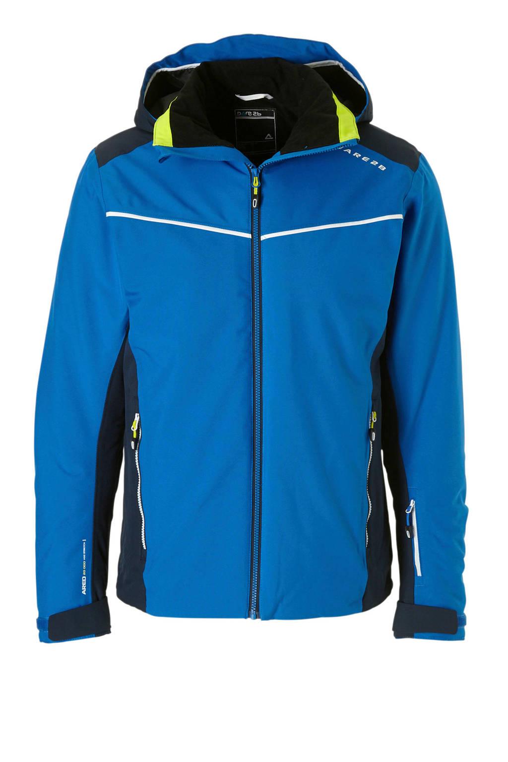 Dare2B ski-jack, Blauw/zwart