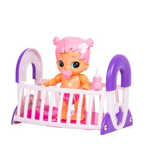 Little Live Bizzy Bubs Cute Crib Series 1