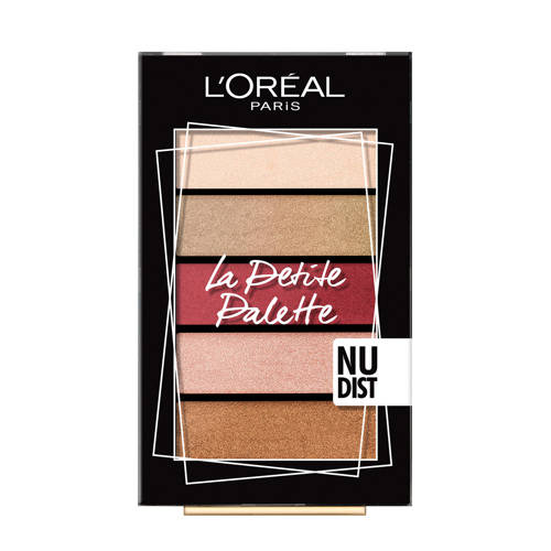 L'Or??al Paris Le Petit Palette 02 Nudist oogschad