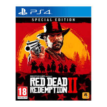 Red Dead Redemption 2 Special edition (PlayStation 4)
