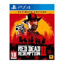 Red Dead Redemption 2 Ultimate edition (PlayStation 4)