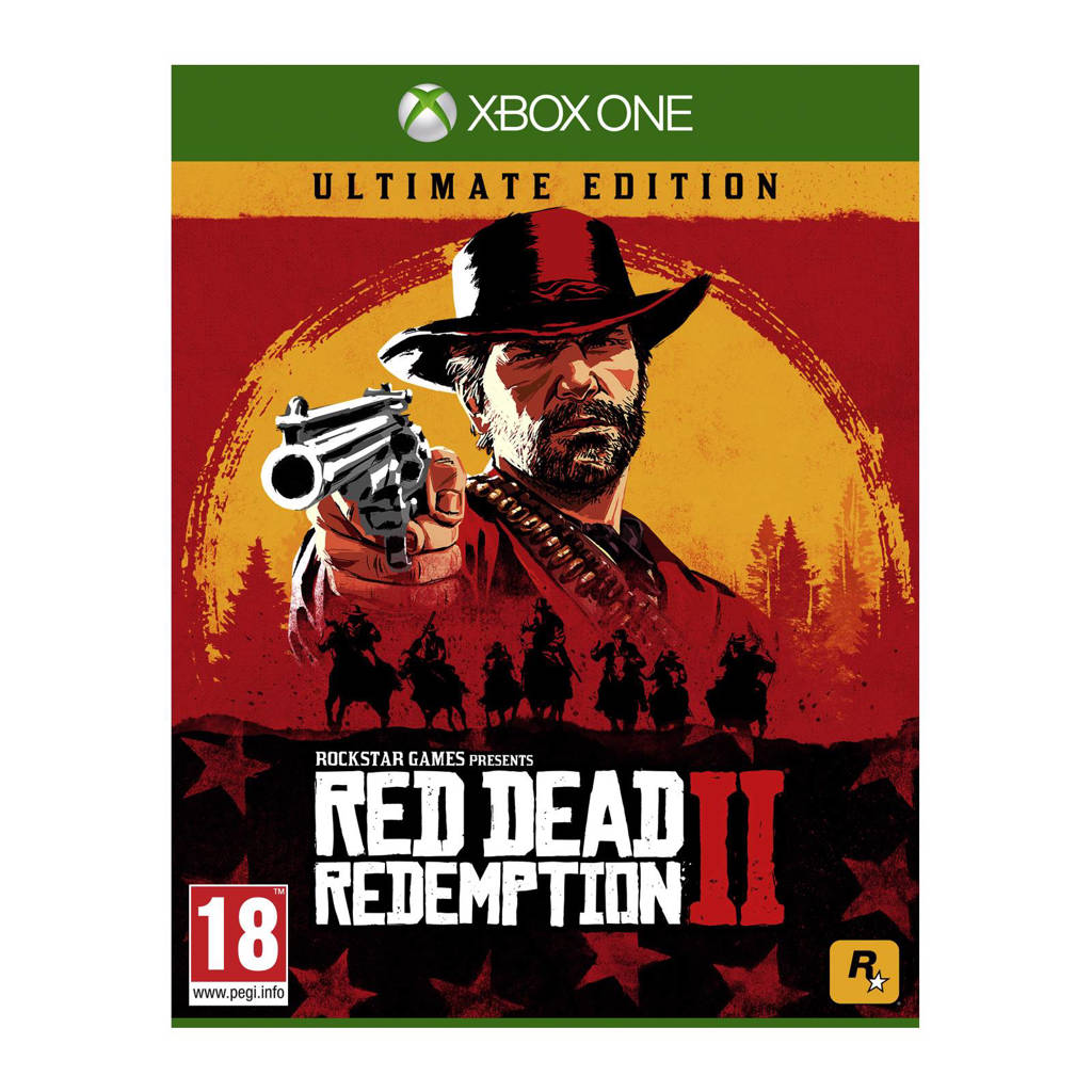 Red Dead Redemption 2 Ultimate edition (Xbox One)