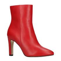 Manfield enkellaars rood (dames)