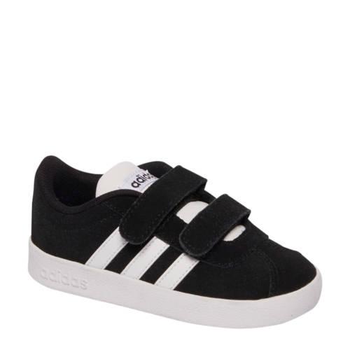VL Court 2.0 sneaker zwart-wit