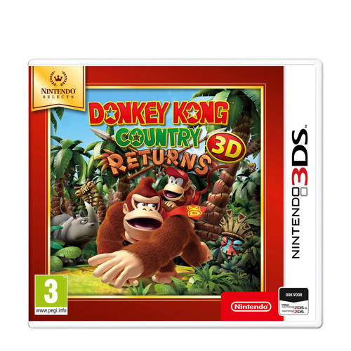 Donkey Kong Country Returns (Nintendo 3DS) kopen