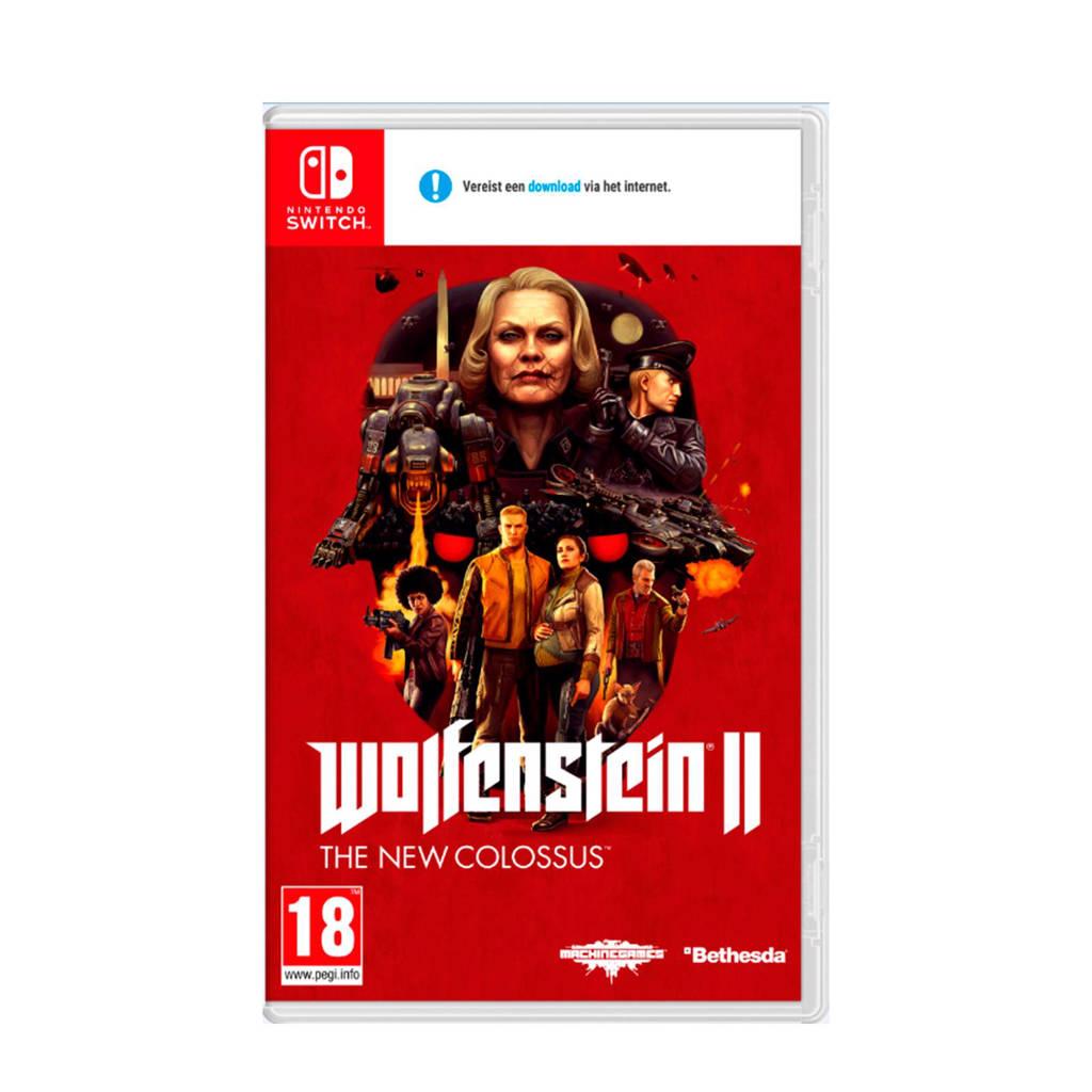 Wolfenstein II: The New Colossus (Nintendo Switch)