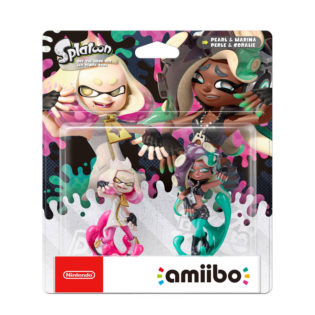 Nintendo amiibo Splatoon 2 Pearl & Marina (double pack)