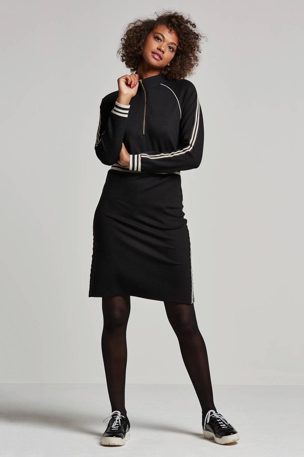 Summum Woman jurk, Zwart