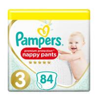 Pampers Premium Protection Pants maat 3 (6-11 kg) 84 Luierbroekjes