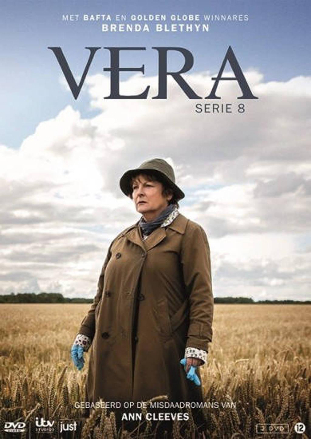 Vera - Seizoen 8  (DVD)