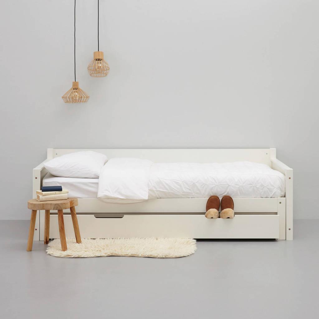 whkmp's own bedbank Morra (90/180x200)  (90x200 cm), Wit