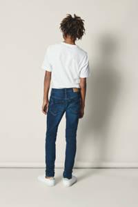 LMTD skinny jeans Pilou Tandence blauw, Donkerblauw