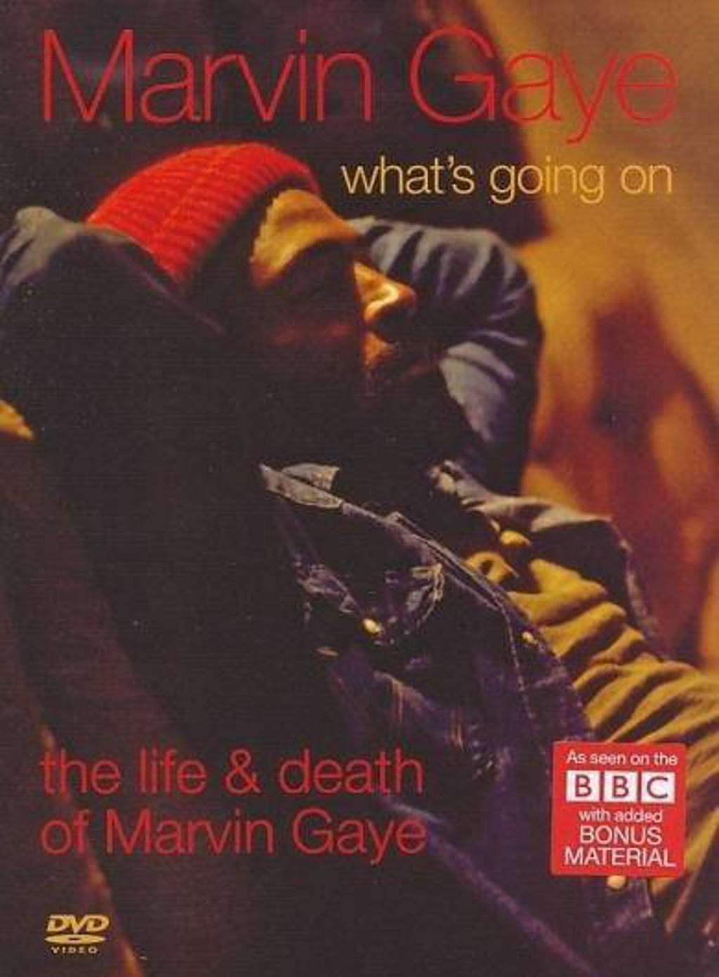 Marvin Gaye - What's Going On - The Life & Death (DVD)