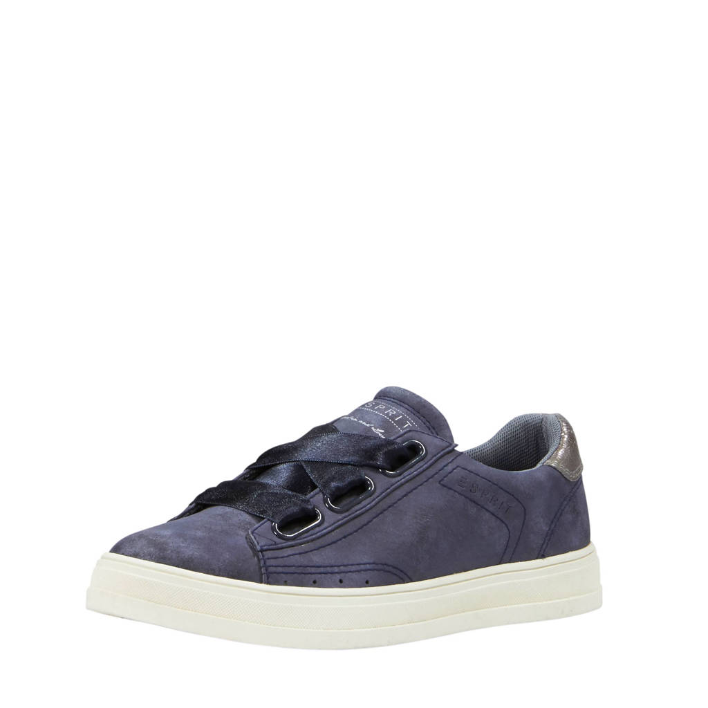 ESPRIT  sneakers Sidney LU donkerblauw, Donkerblauw