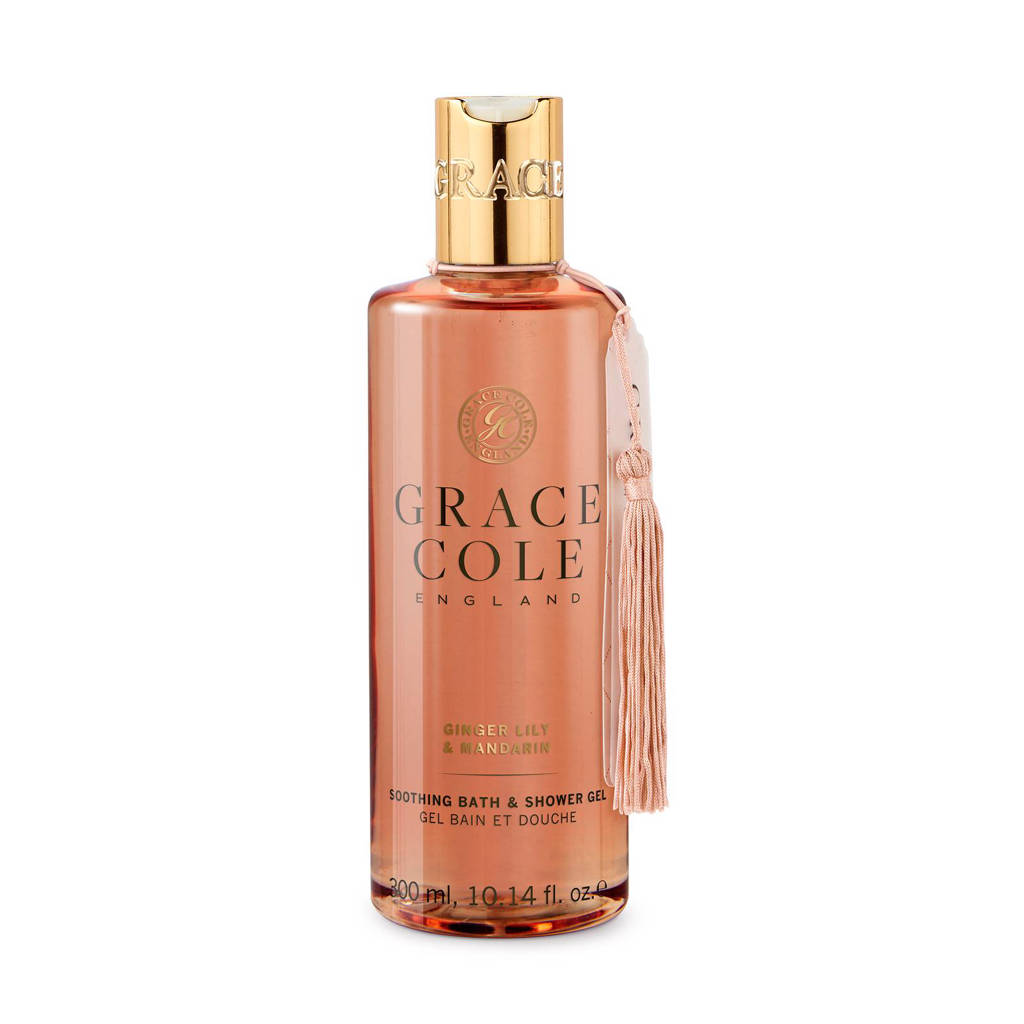 Grace Cole Signature Ginger Lily & Mandarin 300ml douchegel