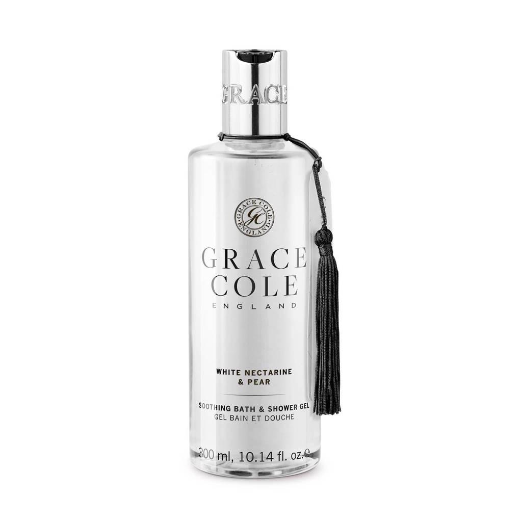 Grace Cole Signature White Nectarine & Pear 300ml douchegel