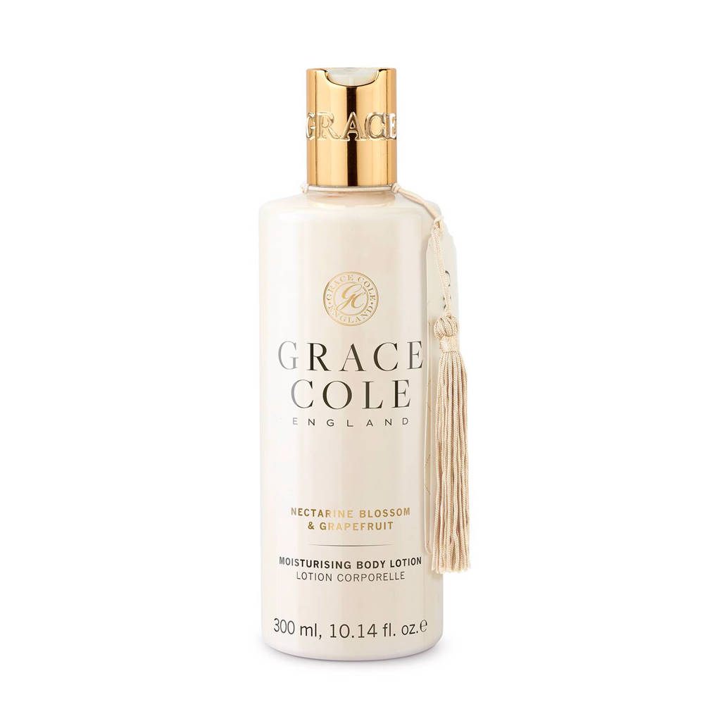 Grace Cole Signature Nectarine Blossom and Grapefruit 300ml bodylotion