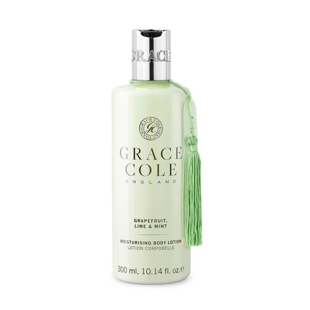 Grace Cole Signature Grapefruit, Lime & Mint 300ml bodylotion