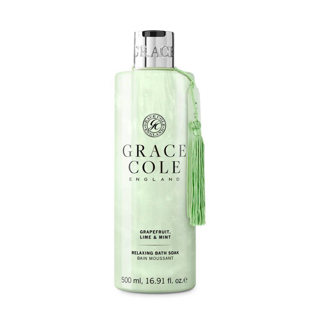Grace Cole Signature Grapefruit Lime & Mint 500ml badschuim