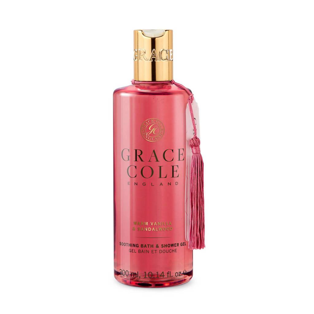 Grace Cole Signature Warm Vanilla & Sandalwood 300ml douchegel