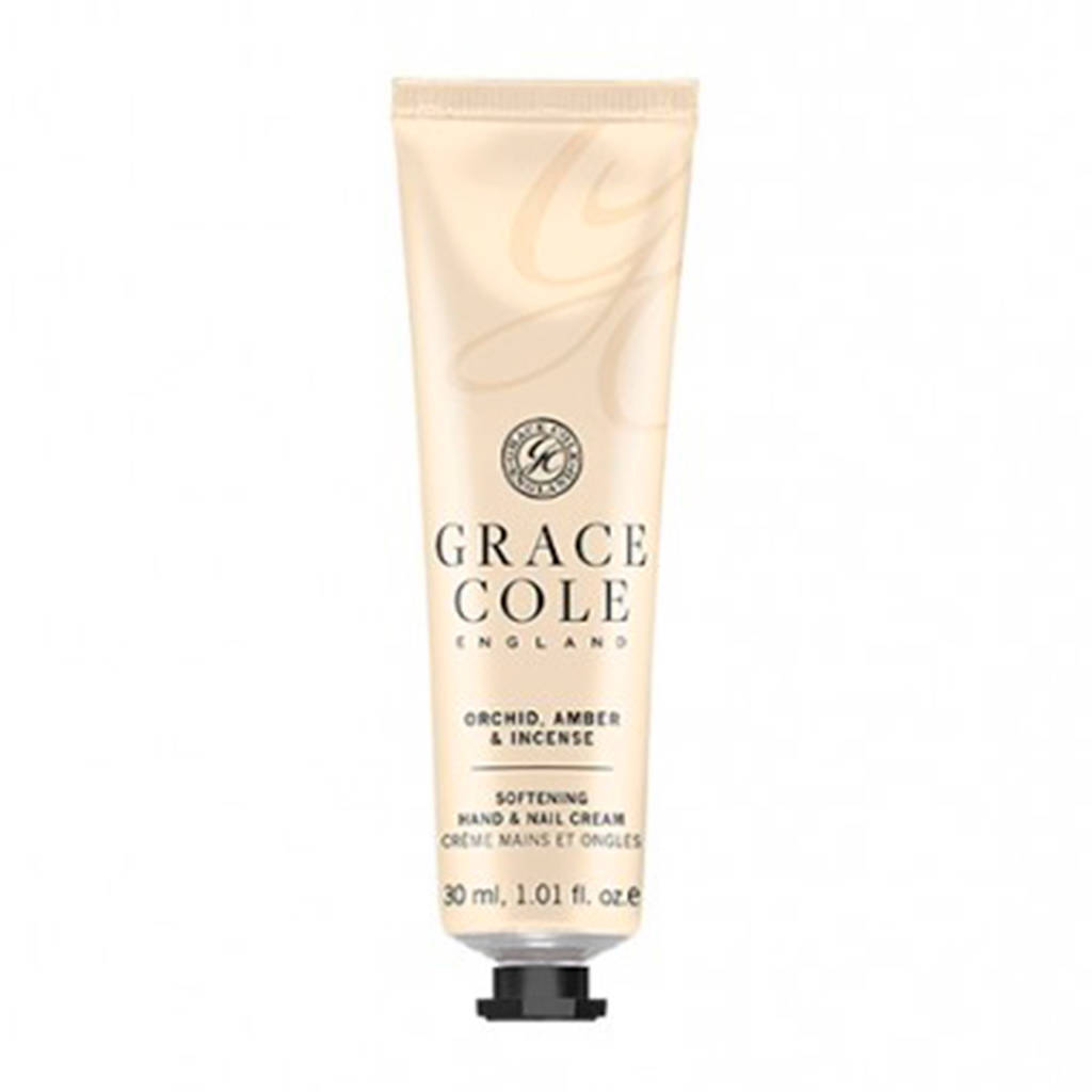 Grace Cole Signature Orchid Amber & Incense 30ml Hand & Nail cream