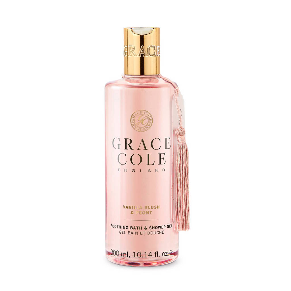 Grace Cole Signature Vanilla Blush & Peony 300ml douchegel