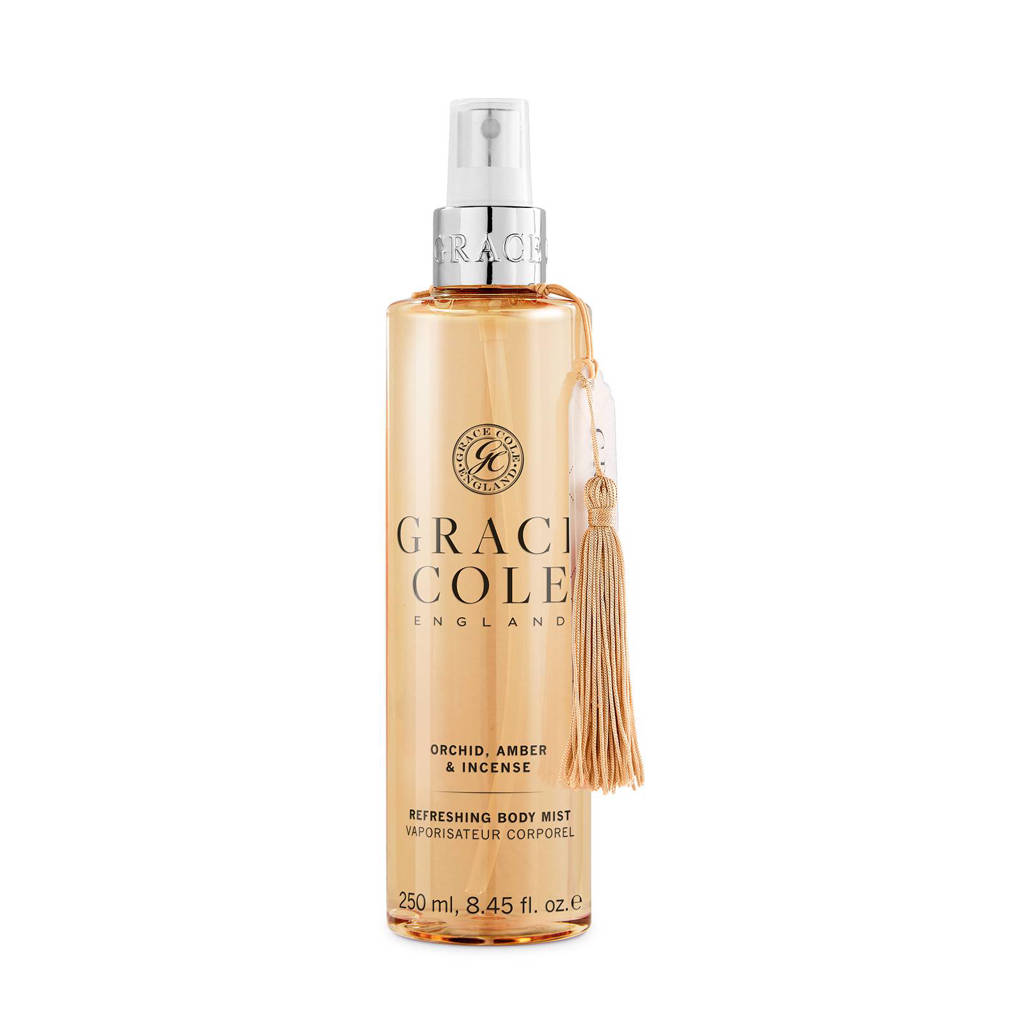 Grace Cole Signature Orchid, Amber & Incense 250ml bodyspray