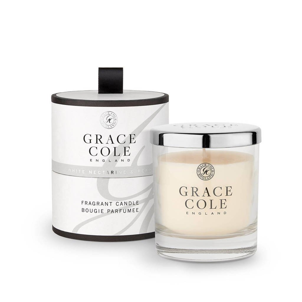 Grace Cole Signature White Nectarine and Pear 200g geurkaas