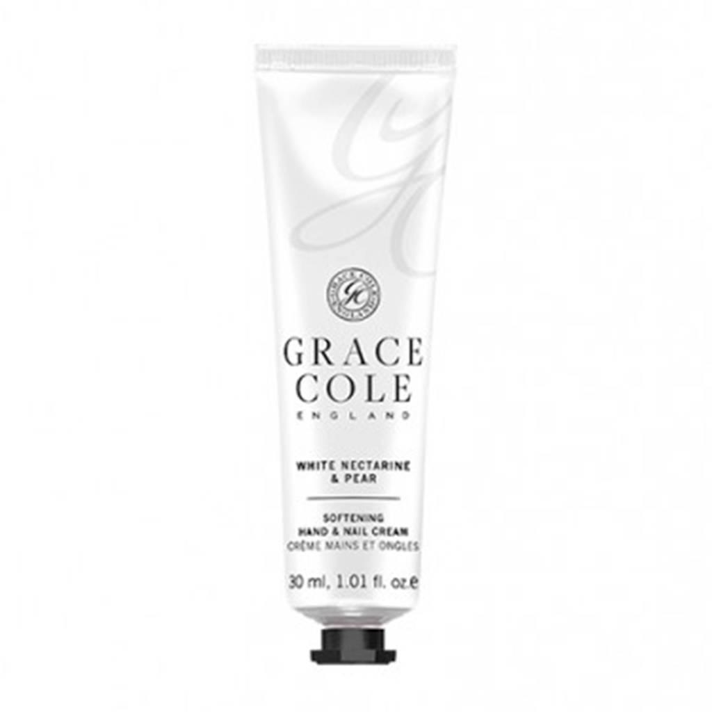 Grace Cole Signature White Nectarine and Pear 30ml Hand & Nail Cream