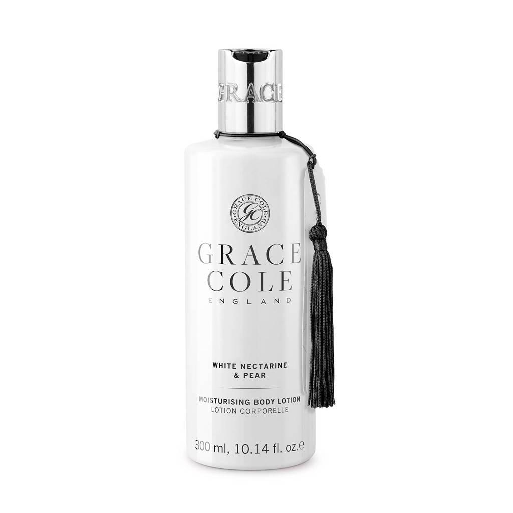 Grace Cole Signature White Nectarine & Pear 300ml bodylotion