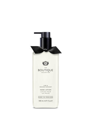 The Boutique Lavender & Bergamot 500ml handcrème