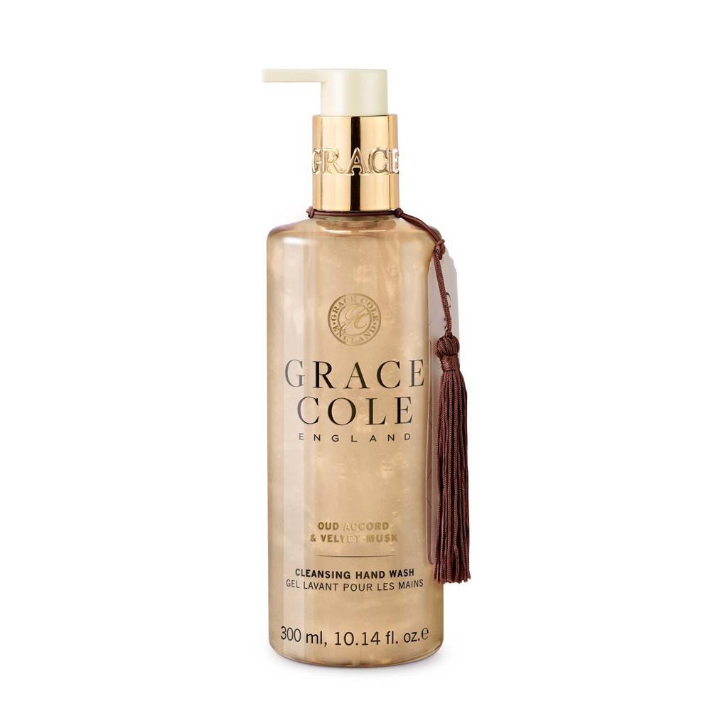 Grace Cole Signature Oud Accord & Velvet Musk 300ml handzeep