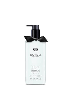 The Boutique Sea Breeze & Lemongrass 500ml handcrème