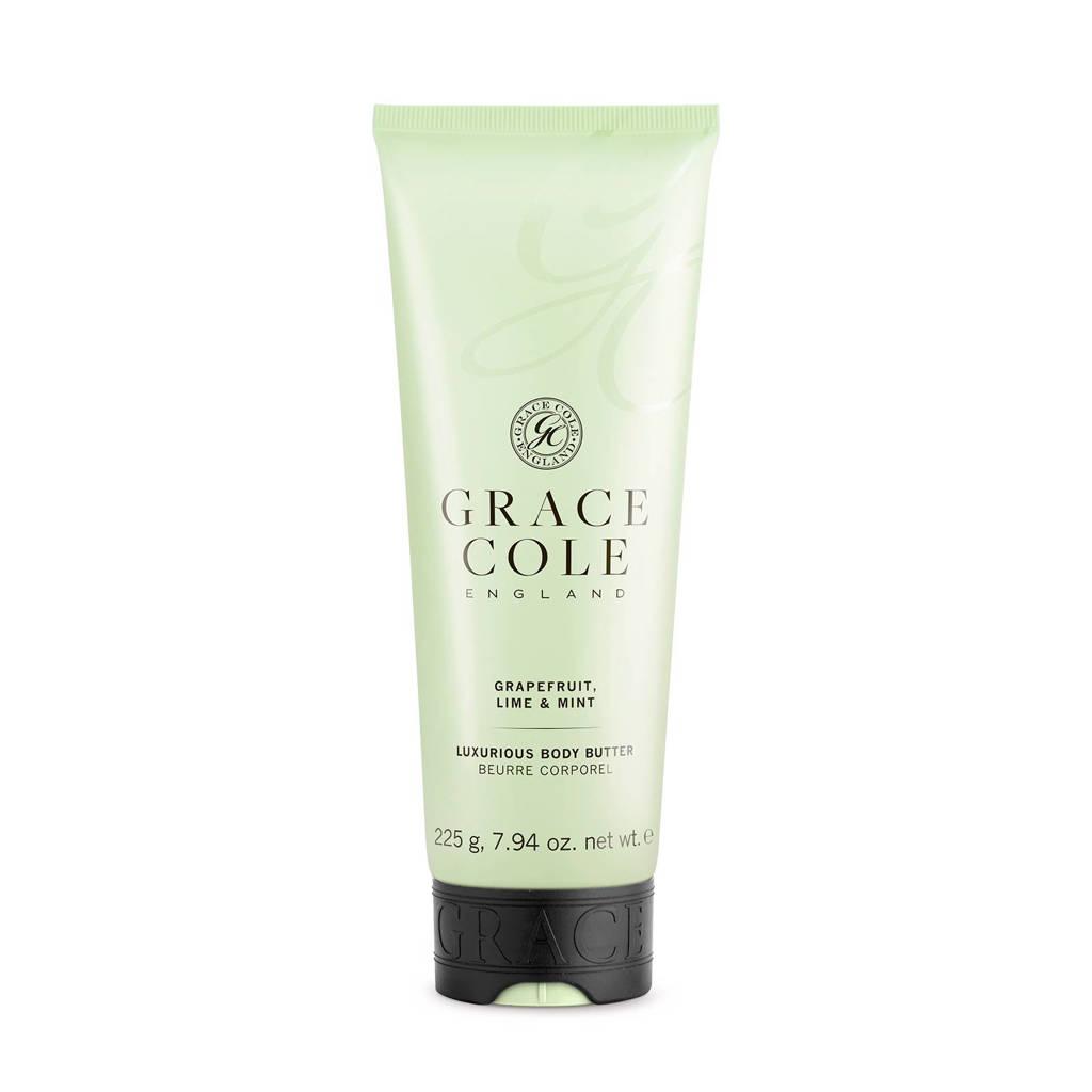 Grace Cole Signature Grapefruit, Lime & Mint 225g bodybutter