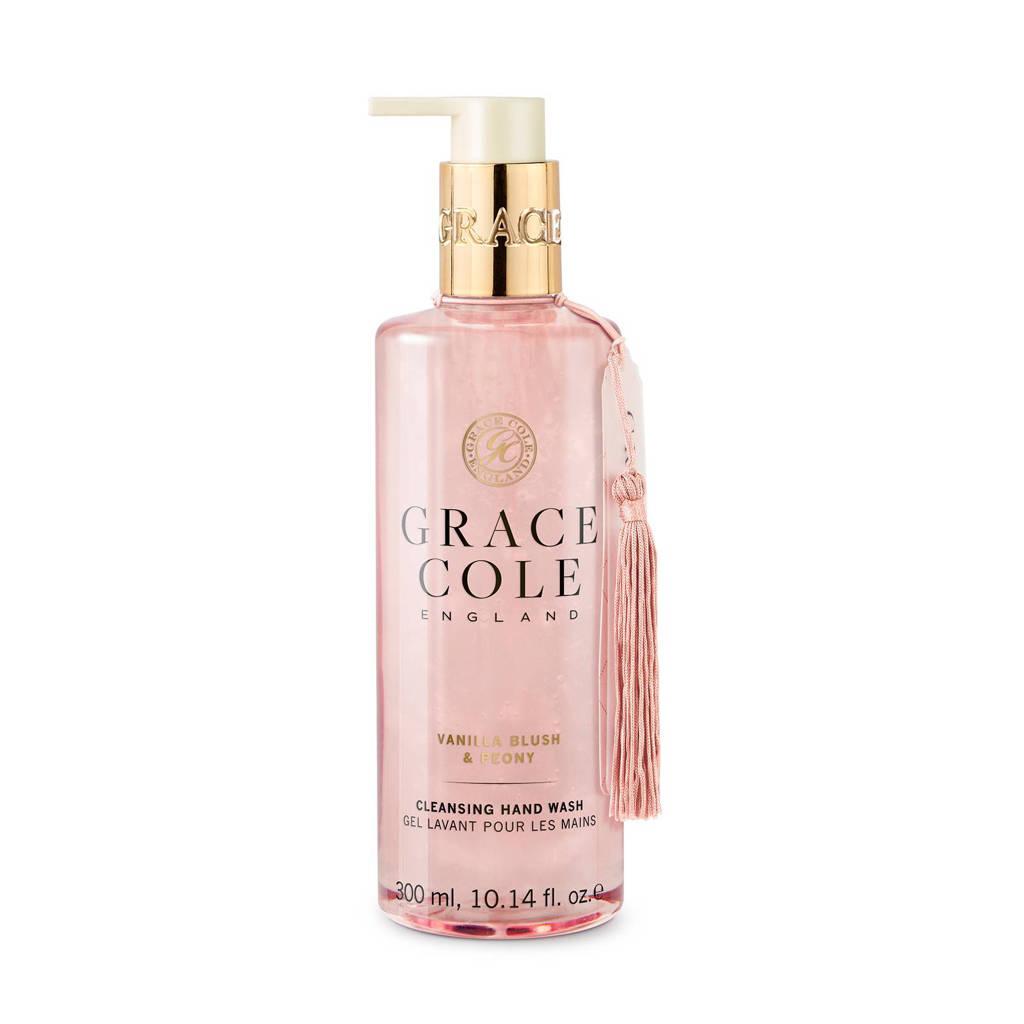 Grace Cole Signature Vanilla Blush & Peony 300ml handzeep