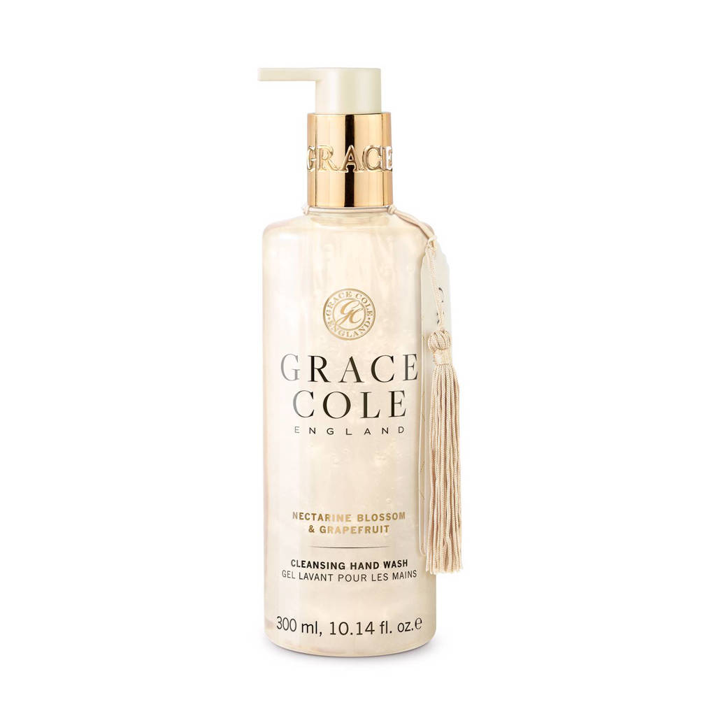 Grace Cole Signature Nectarine Blossom & Grapefruit 300ml handzeep