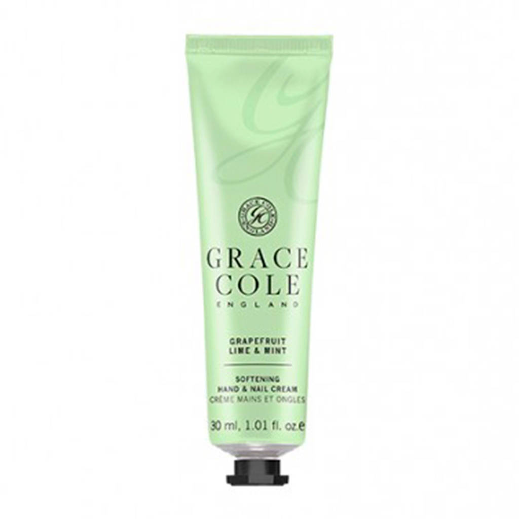 Grace Cole Signature Grapefruit Lime & Mint 30ml Hand & Nail Cream