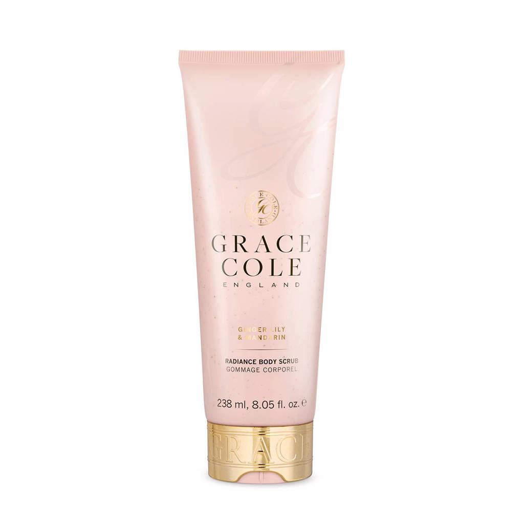 Grace Cole Signature Ginger Lily & Mandarin 238ml scrub (lichaam)