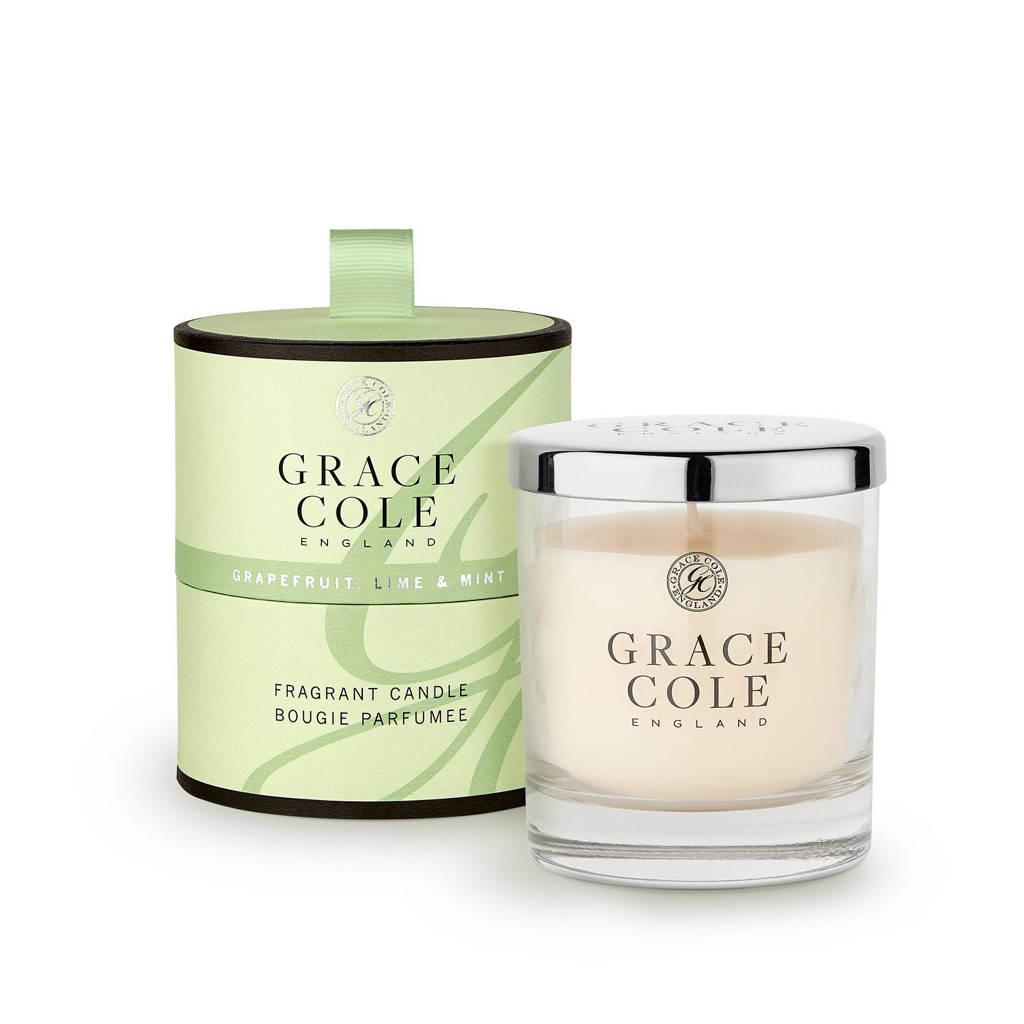 Grace Cole Signature Grapefruit Lime and Mint 200g geurkaas