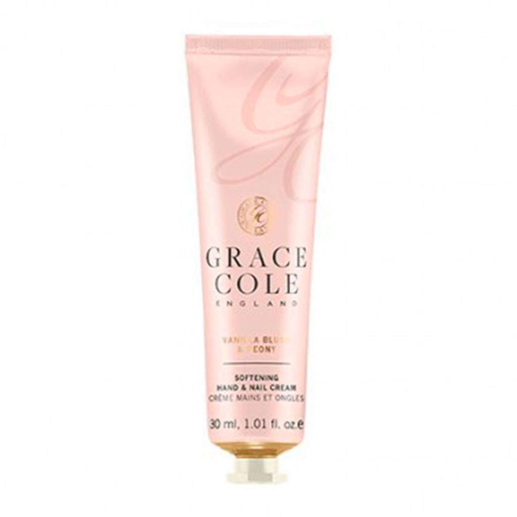 Grace Cole Signature Vanilla Blush & Peony 30ml Hand & Nail Cream