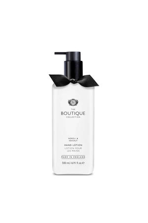 The Boutique Neroli & Sea Salt 500ml handcrème