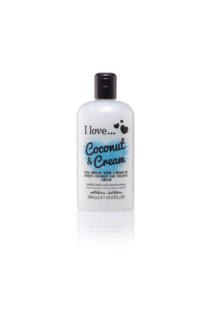 I Love douchegel Coconut Cream 500ml ML