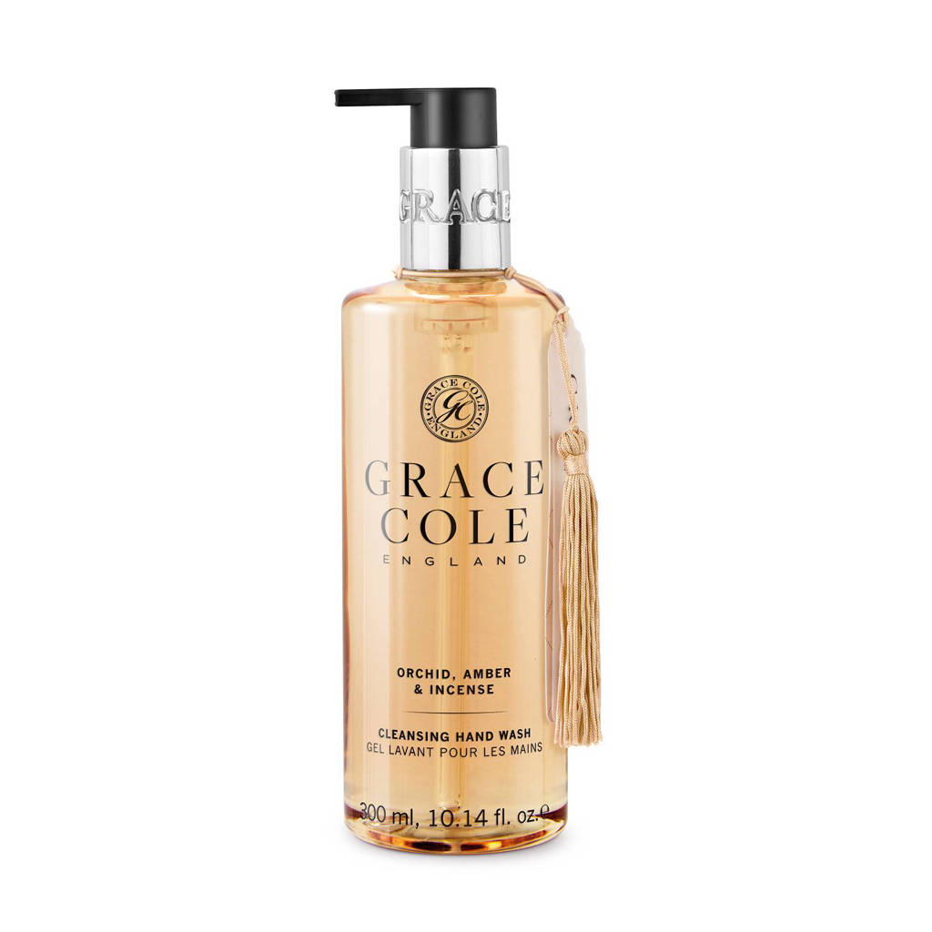 Grace Cole Signature Orchid, Amber & Incense 300ml handzeep