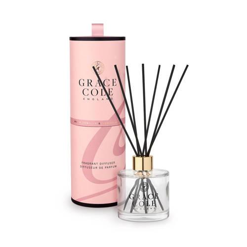 Grace Cole Signature Warm Vanilla & Sandalwood 200ml geurstokjes kopen