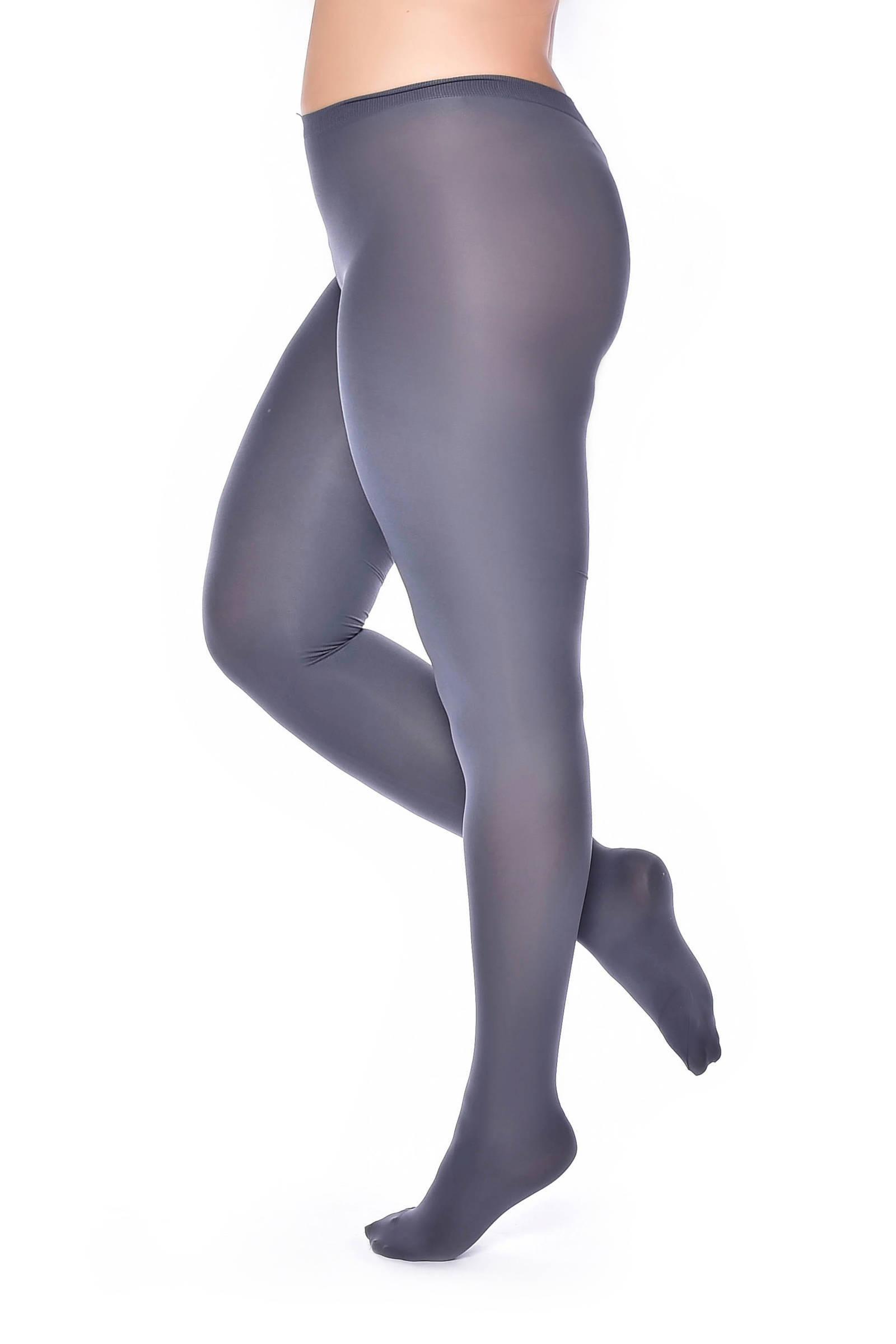 stretch super curvy panty denier 90 Mann Pamela size super IOw5qEf5x