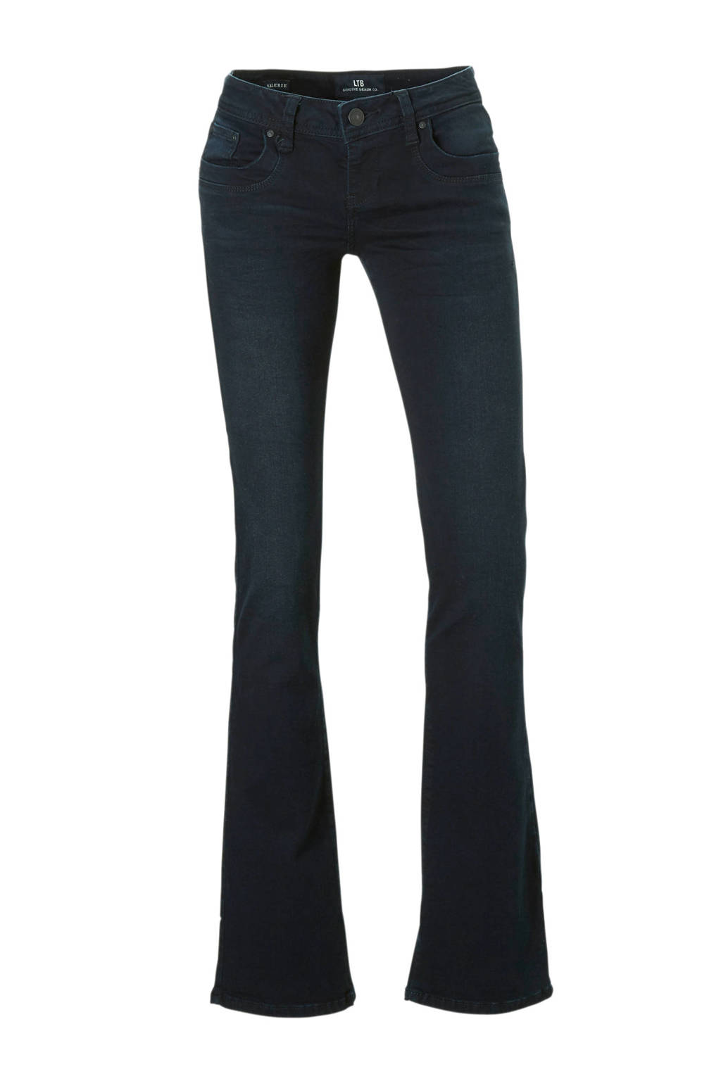 LTB bootcut jeans dark denim, Dark denim