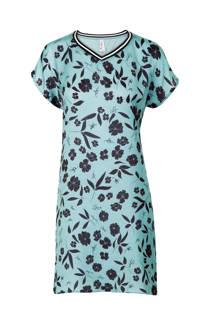 Miss Etam Lang tuniek met bloemenprint (dames)