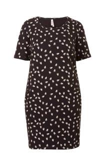 Miss Etam Plus jurk zwart (dames)